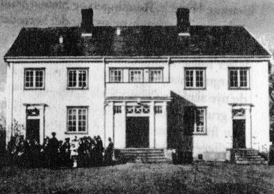 Lysklett_skole i 1936