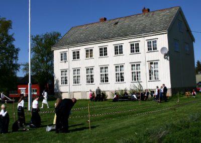 Sekkeløp ved Lysklett skole